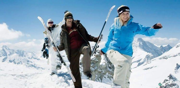 Wintersportreizen groepen